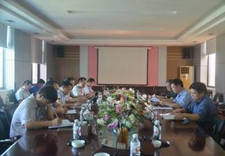 广西农垦集团副总经理李东一行到红河管区调研