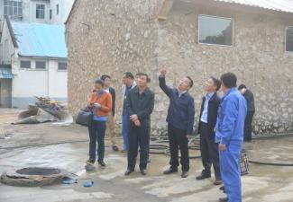 来宾市兴宾区区委副书记到红河制糖公司调研