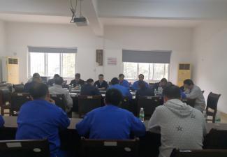 红河制糖公司传达广糖集团务虚会会议精神