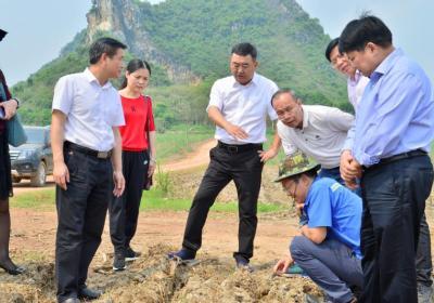 吴卫南带队到东亚糖业集团开展学习对标