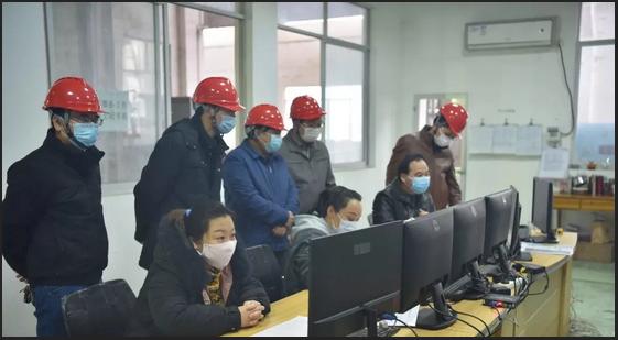 广糖集团领导深入制糖公司检查指导防疫和生产工作