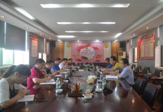 广糖集团监事会主席曾作旭一行到红河制糖公司调研