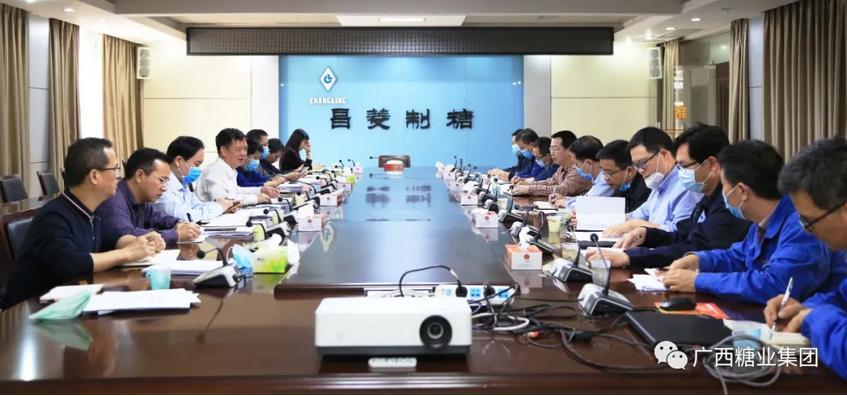 李东到昌菱农场、昌菱制糖公司调研 强调要敢于担当、精准施策,加快高质量发展