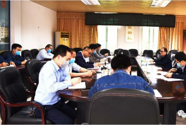 冯文到金光制糖开展巡察反馈问题责任领导党内谈话